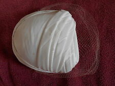 Antique/Vintage Ladies Hat with Net by California Trend