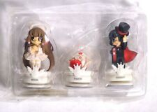 P0570. Clamp No Kiseki Figurines Set 7 Chobits, Mokona, Detectives Unopened