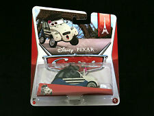 Disney Pixar Cars Louis Larue Paris French Mime Citroen CV2 Mattel Die-cast 2014