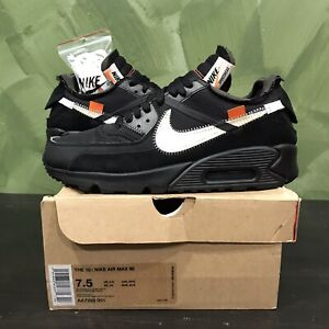 NIKE x OFF WHITE - AA7293 001 - size 7.5 - VERY CLEAN