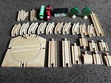 James goes buzz set 2001 Thomas & Friends Wooden Railway Train Britt Allcroft