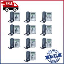 Joblot of 10 Cisco 7911G IP VoIP Telephone CP-7911G