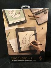 iskn The Slate 2+ Pencil & Paper Graphic Tablet NEW never used drawing