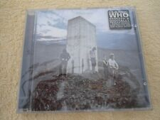 CD THE WHO - WHO'S NEXT 1985 POLYDOR 527 760-2 REMIXED & DIGITALLY OVP