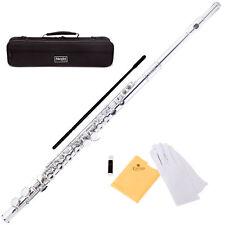 Cecilio Mendini MFE-N Nickel Plated C Flute