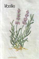 Lanarte/Libelle- Vintage 4  X-kits  Marjolein Bastin Herbs
