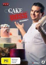 Cake Boss : Season 7 (DVD, 2016, 3-Disc Set) Region 4