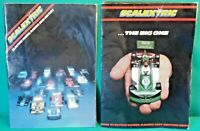 Vintage 1979 Scalextric C502 & 1980 C512 Product Catalogues 1:32 Slot Cars