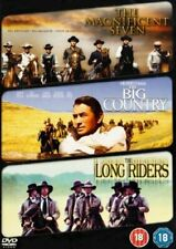 Magnificent Seven The Big Country The Long Riders 5039036041928 DVD Region 2