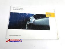 Opel CD70 Navi, DVD 90 Navi Anleitung Betriebsanleitung deutsch 9952841