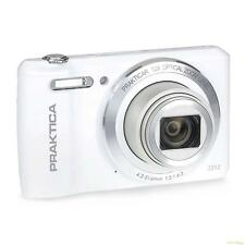 Praktica Luxmedia Z212 Digital Compact Camera - White