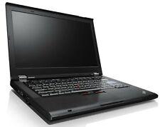 "NOTEBOOK LENOVO THINKPAD T420 i5 2.50Ghz 14.1"" 4GB RAM 320Gb HDD Win 7 PRO PC"