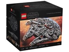 Lego Star Wars 75192 Ucs Millennium Falcon New Boxed Unopened immediately availa