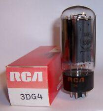 NEW IN BOX RCA 3DG4 FULL WAVE RECTIFIER TUBE / VALVE