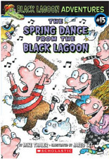 SPRING DANCE From The Black Lagoon #15 - NEW Scholastic Paperback