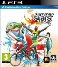 ELDORADODUJEU >>> SUMMER STARS MOVE 2012 Pour PLAYSTATION 3 PS3 NEUF VF