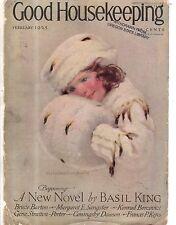 February1925 Good Housekeeping Jessie Willcox Smith; Vladimir de Pachmann; Gypsy