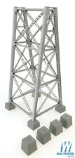4554 Walthers Steel Railroad Bridge Tower Bean Trestle HO Scale Kit