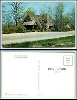 INDIANA Postcard - Brown County, St. Agnes Church F20