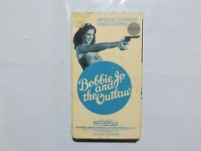 BOBBIE JO AND & THE OUTLAW VHS VESTRON VIDEO 70'S ACTION LYNDA CARTER X7