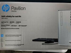 Dell Pavilion TP01-2227C (512GB SSD, Intel Core i5-11400, 2.60-4.4 GHz, 8GB RAM)