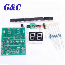30 60s Counter Timer Diy Kits Electronic Technique Practical Training Suite Dc5v
