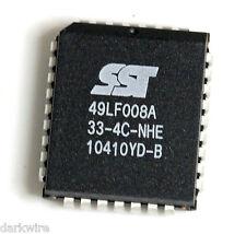1x SST49LF008A 8Mbit 32pin PLCC Firmware Hub Flash 49LF008A BIOS Motherboard