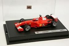 Hot Wheels 1/43 - F1 Ferrari F2001 Barrichello