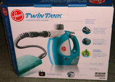 Hoover TwinTank Handheld Steam Cleaner WH20100 for Sanitizing Cloth, Shoes