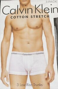 calvin klein boxers 3 pack