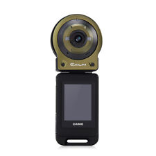 "CASIO EX-FR10 EXILIM Life Style Digital Separable Action Camera 14.1 MP, 2"" LCD"