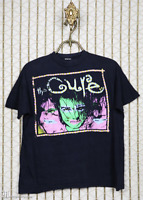 The Cure Vintage Rare T-Shirt, Black Size  S-M-L-XL-234XL AA465