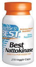 Doctor's Best Nattokinase 2000 Fu vegan