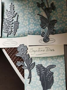 Joanna Sheen Signature Metal Die 'Flowers & Leaves' Bundle