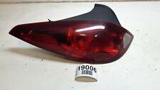 2006-2009 Pontiac G6 Coupe RL LH Tail Light Lamp OEM