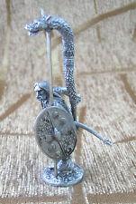54 mm Metal Tin Miniature sculpture Figurine Toy soldier 1:32 franc 2nd century