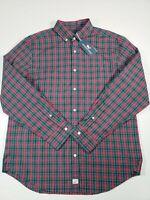 Vineyard Vines 'Charleston Green' Button-Up Shirt - Plaid - Men's Size L - $98