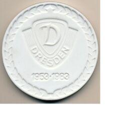 Dresden – 30 Jahre Dynamo Dresden 1983 – Sächsische Porzellanmanufaktur Dresden