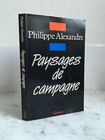Philippe Alexandre Paisajes De Grasset 1988