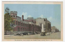 Armouries Hotel London Dundee Street London Ontario Canada postcard