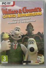 Wallace und Gromit: Grand Episoden 3 und 4 (PC DVD)