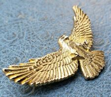James Avery Retired 14k Eagle Pin / Brooch