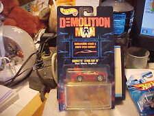 1993 Hot Wheels Demolition Man Corvette Sting Ray lll