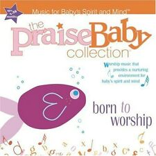 Various Artists, The Baby Praise Collection - Born to Worship [New CD]