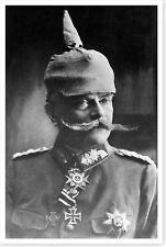 WWI German General Magnus von Eberhardt 8 x 12 Silver Halide Photo