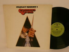 70s Film Soundtrack Stanley Kubrick A Clockwork Orange 1971 Uk Vinyl Lp Mint