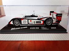 AUDI R8 24 HORAS LEMANS  2004    IXO 1/43 NEW