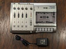 Tascam MF-P01 Portastudio - 4 Track Cassette Recorder