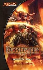 Magic the Gathering Novel Ravnica Cycle: Dissension by Cory J. Herndon (2006,...