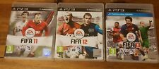 PS3 Fifa Bundle - FIFA 11, 12 and 13